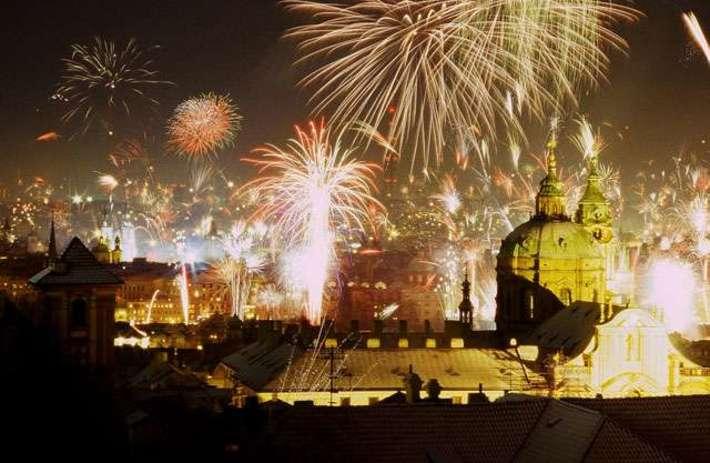 Ciekawe miejsca na Sylwestra - Praga