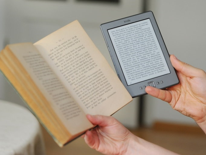 Ebook vs książka papierowa