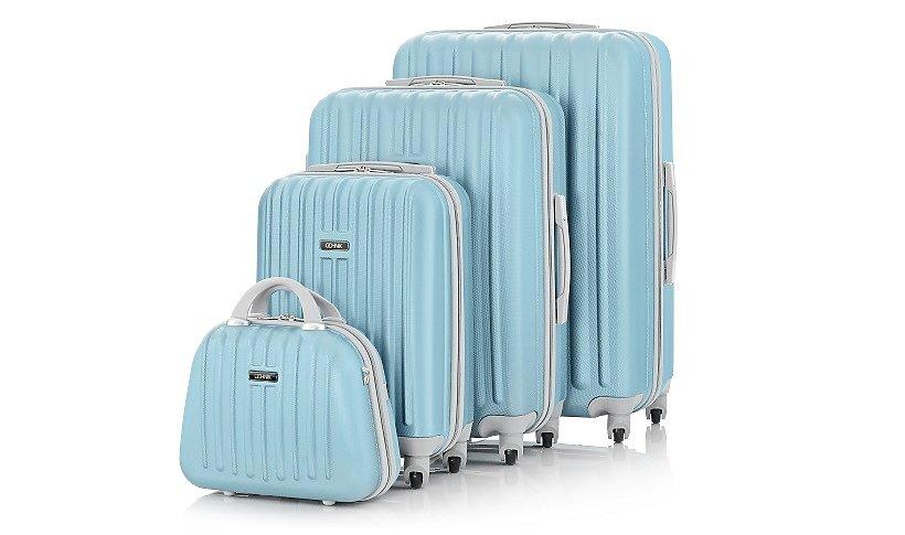 W co się zapakować na wyjazd - rozmiar i waga walizki