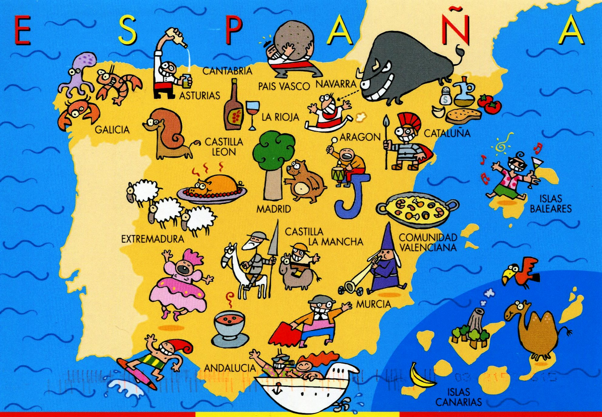 Co zwiedzić w Hiszpanii?