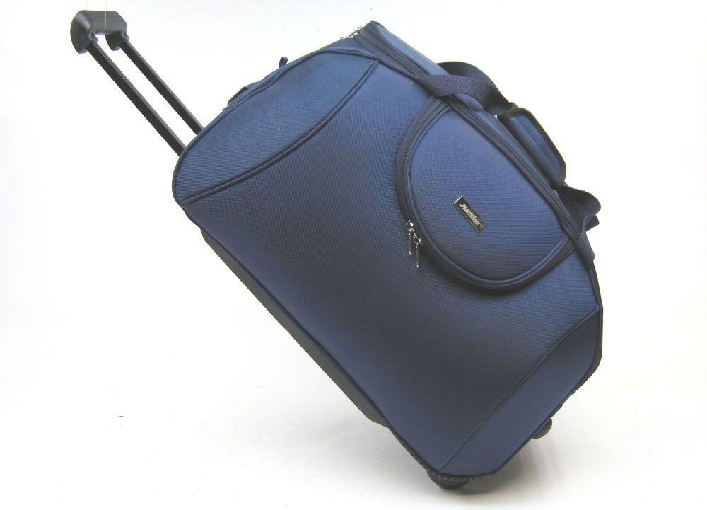 Czy warto pakować się w torbę - kółka i uchwyty