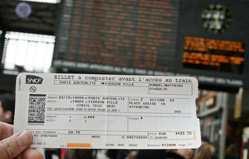 Podróż pociągiem – wady, zalety i ceny