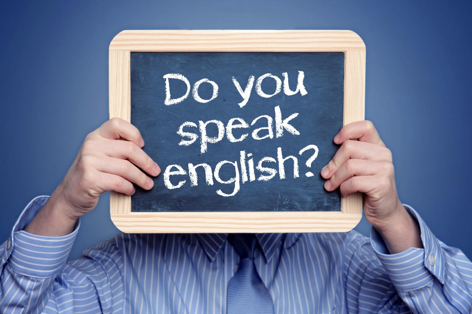 Język angielski w podróży