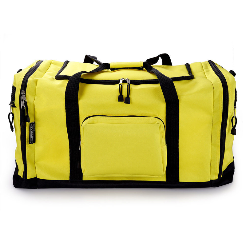 Czy warto pakować się w torbę - materiał torby podróżnej