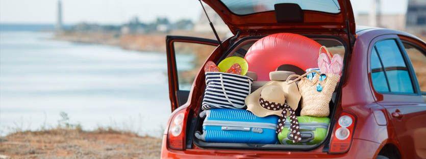 Jak przygotować się do podróży samochodem? - bagaże