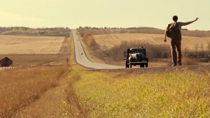 podróż autostopem