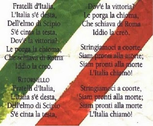 Język włoski w podróży