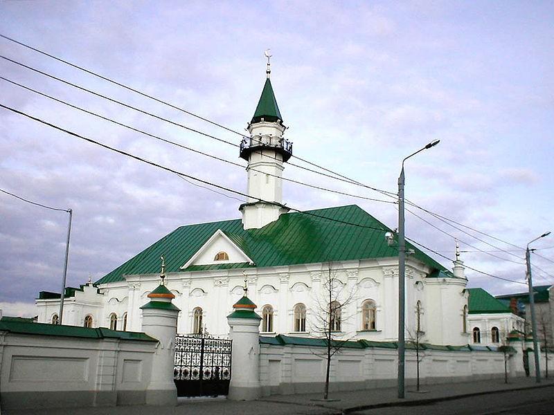 Meczet Ał-Mardżani w Rosji