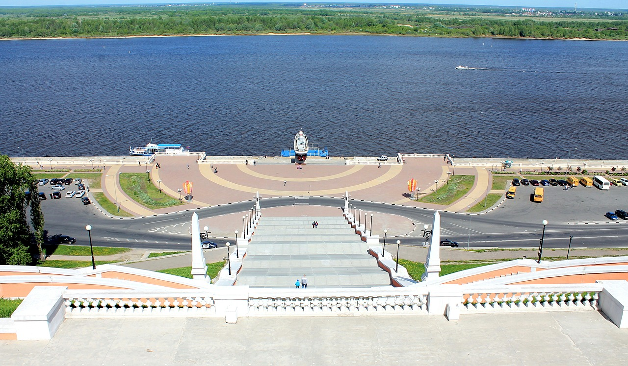 Atrakcje w Rosji