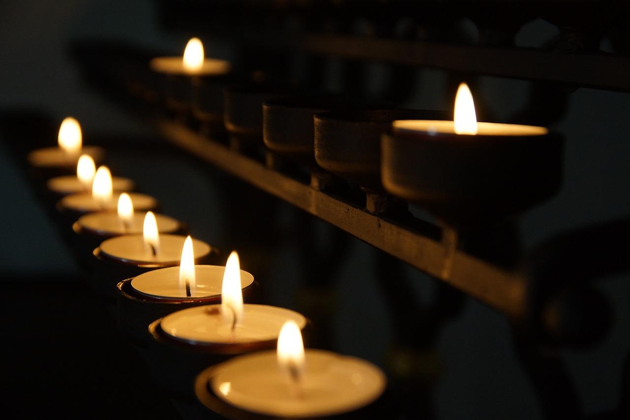 świeczki,