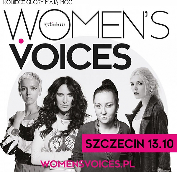Weekend w Szczecinie koncert Women's Voices