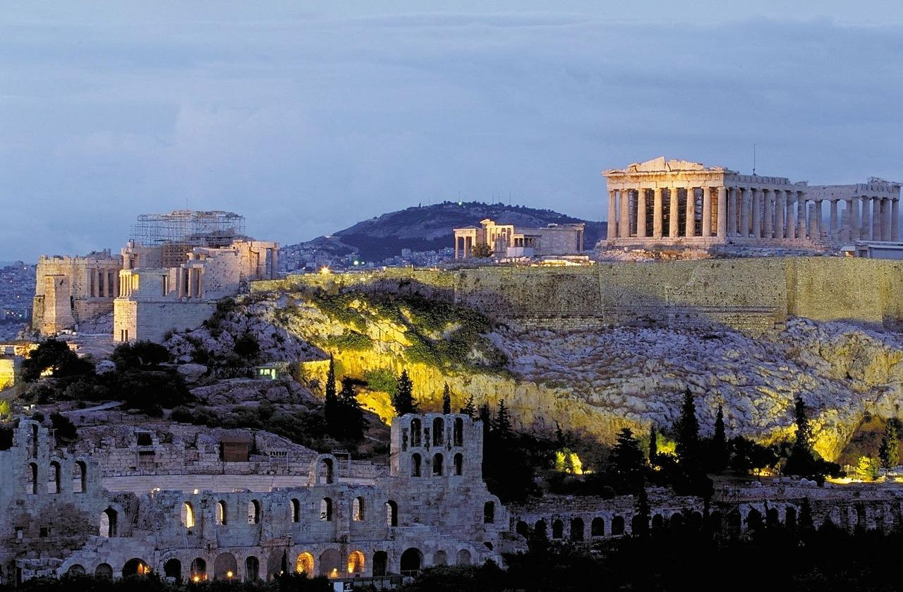 Co warto zwiedzić w Grecji?