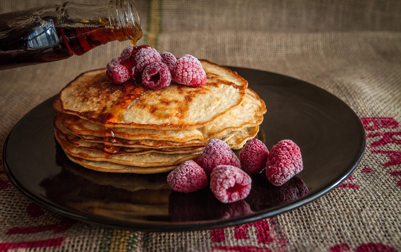 Przepisy kuchni amerykańskiej – Pancakes
