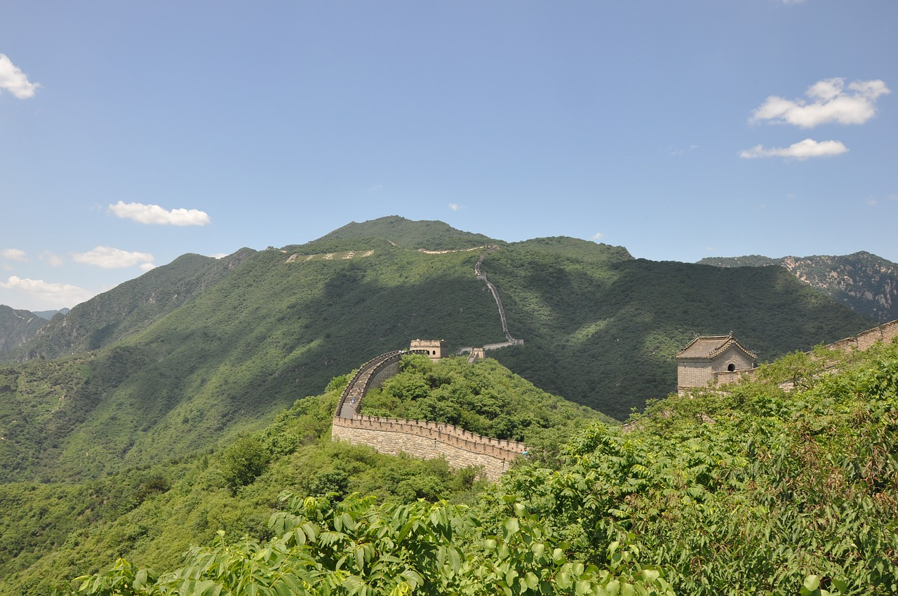 Mur, Chiński