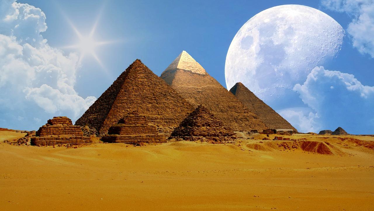 7 (starych) cudów świata – Piramida Cheopsa