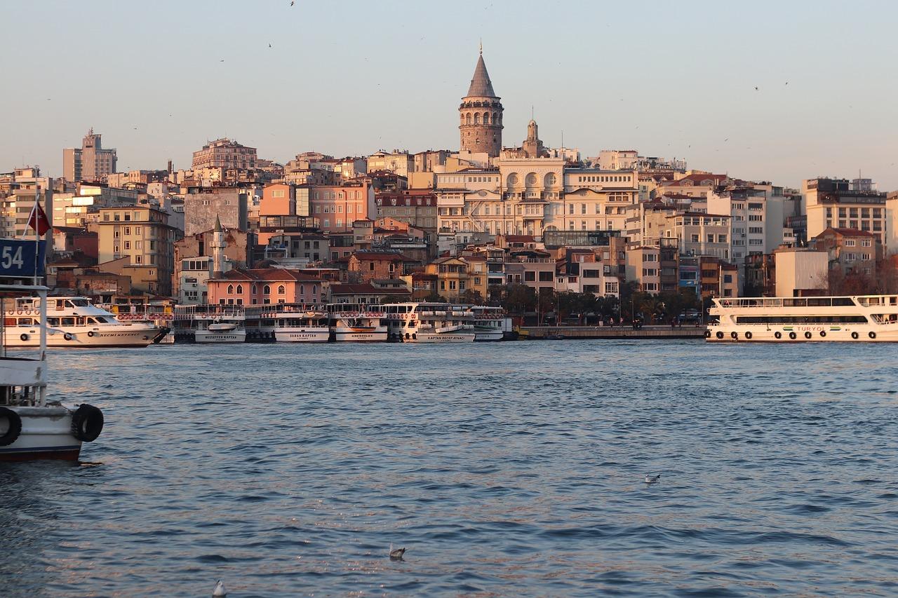 wybrzeże Turcji - czy warto uczyć się języka tureckiego