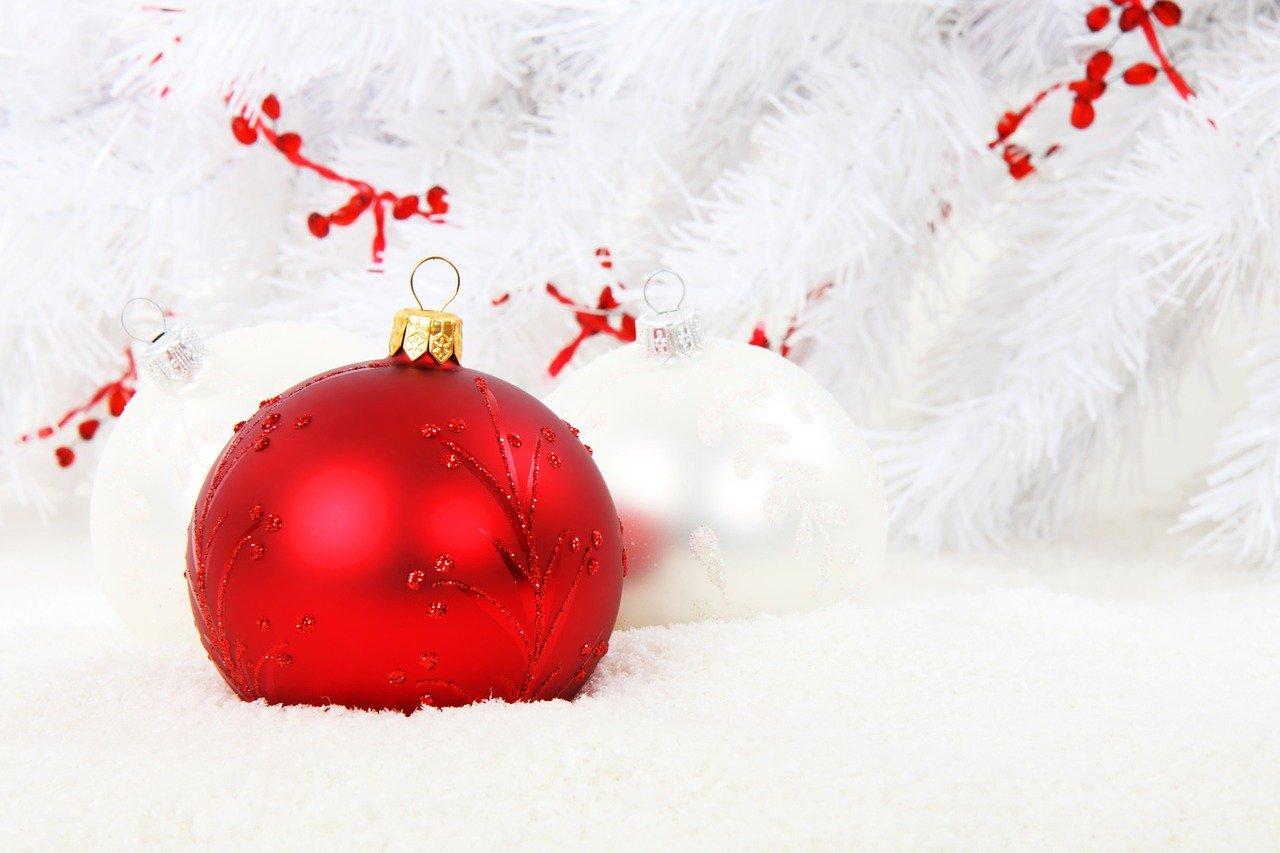 Życzymy wesołych świąt Bożego Narodzenia