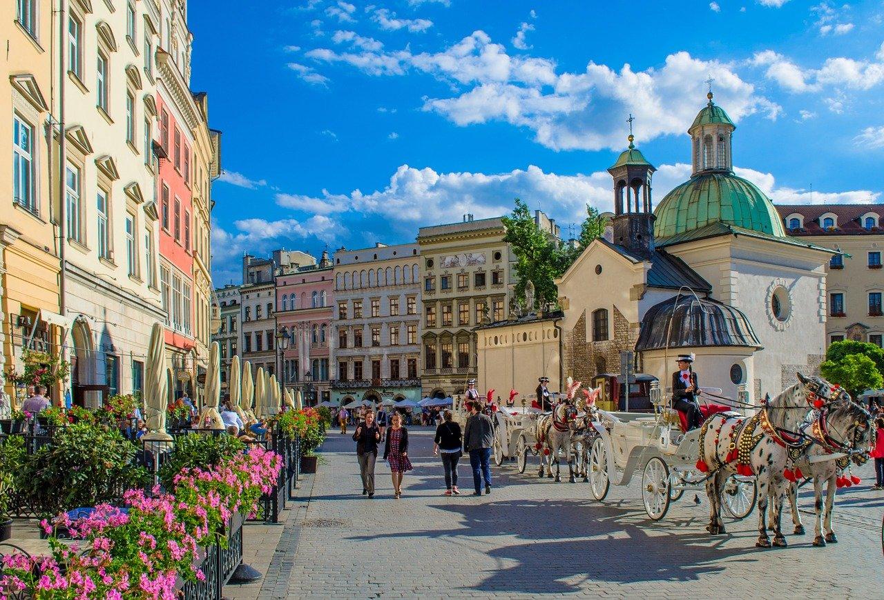Kraków, miasto, które ukochała Wisła