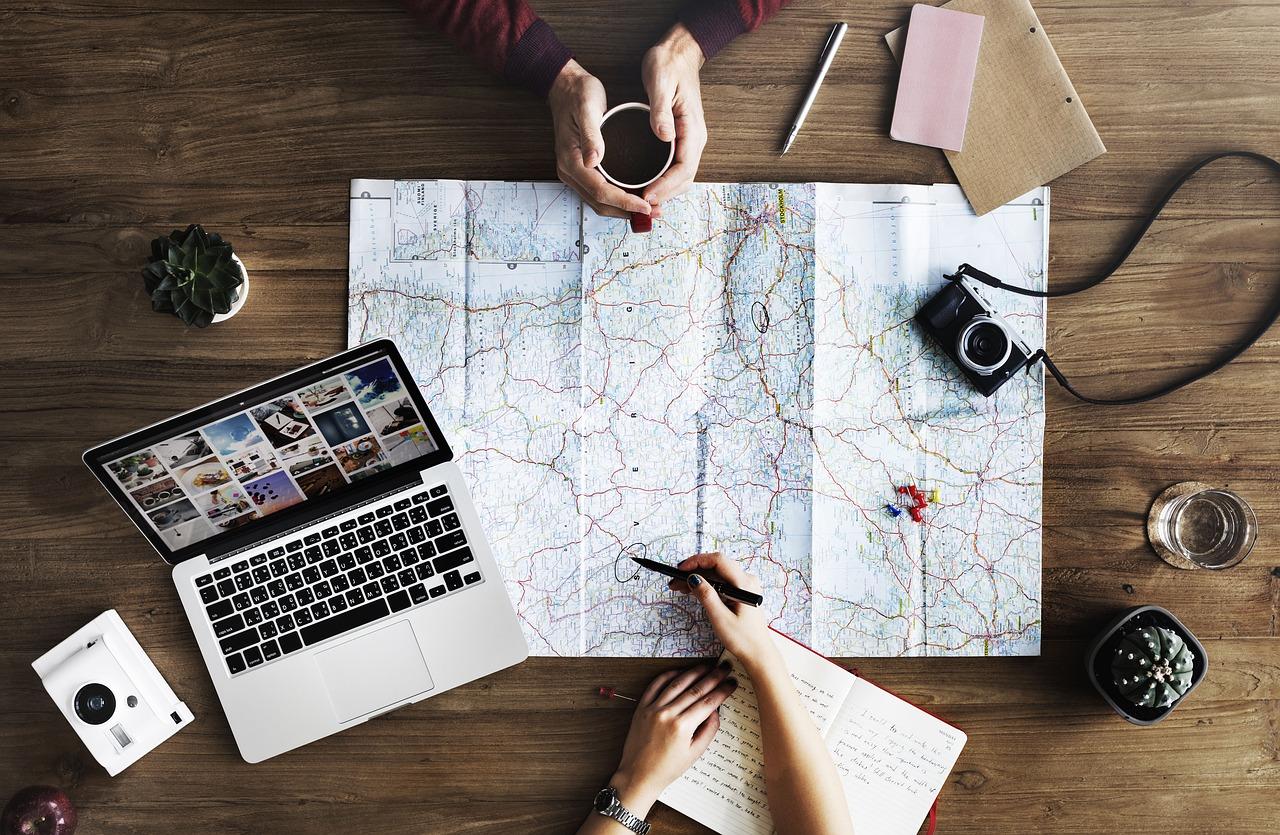 Microsoft OneNote, Google Keep i Evernote w planowaniu podróży