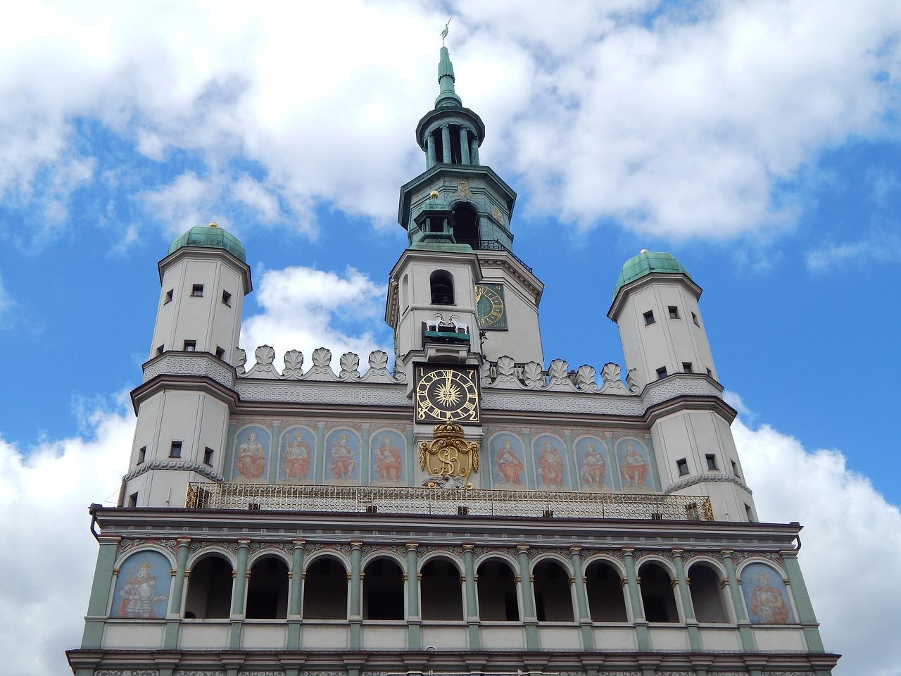 Poznań – miasto pyr i trykających się koziołków