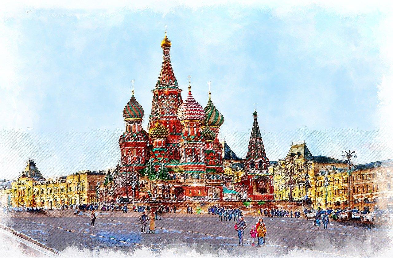 Co warto zwiedzić w Rosji? Cz. I.