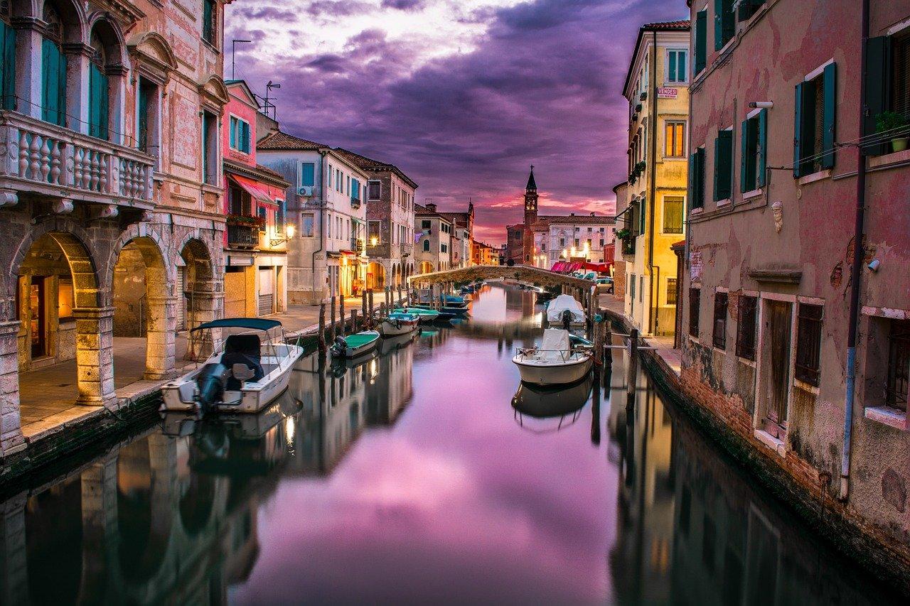 Nietypowe miejsca we Włoszech