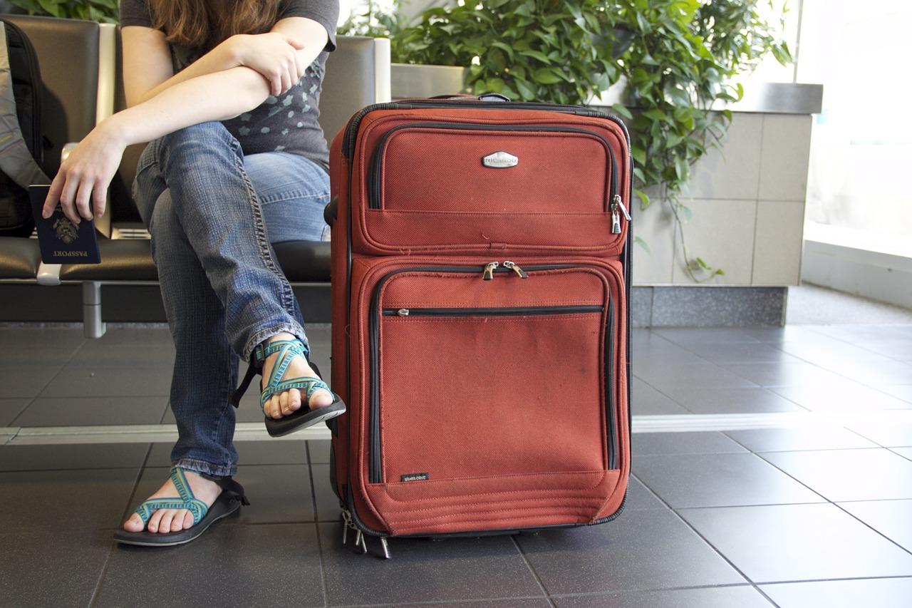 walizka, rozmiar, waga