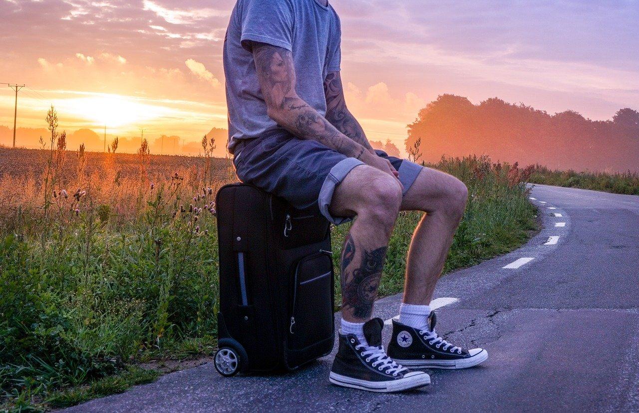 walizka, kółka