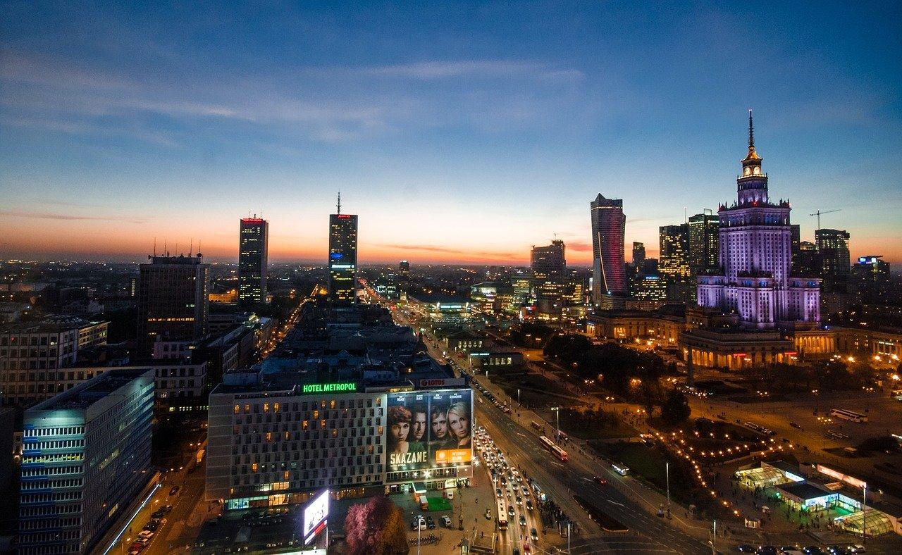 Co warto zwiedzić w Warszawie?